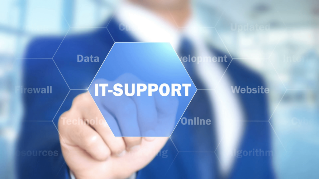 IT Support services in Newcastle